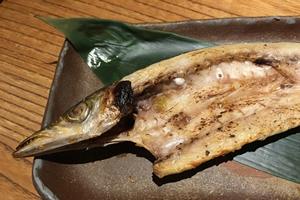 カマスの塩焼きの献立と付け合わせ、カマスの塩焼きに合う料理&おかず