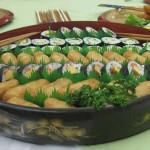 【助六寿司/付け合わせ/献立】助六寿司に、もう1品!おすすめ!定番・人気・簡単レシピ!助六寿司に合う料理&おかず!助六寿司に、もう1品!何を付け加える?助六寿司と夕飯の献立・副菜」
