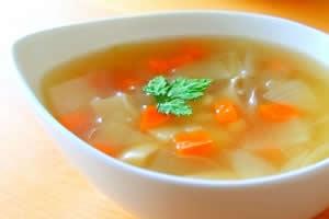 玉ねぎスープ