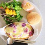 【簡単/マカロニグラタンに合うサラダの献立&レシピ】マカロニグラタンと合わせる人気サラダの付け合わせ&定番レシピ、副菜「夕飯&お昼飯のサラダはグリーサラダ、コールスローが、おすすめ!」