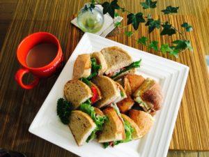 サンドイッチパンの種類