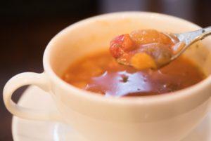 ミネストローネ、トマトスープ