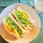 【人気の卵のサンドイッチ/タマゴサンドの作り方&定番アレンジ~朝食・昼食・ランチとお弁当~】サンドイッチの具材&種類、簡単タマゴサンドのレシピ