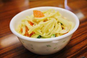 スパゲティサラダ(人参)