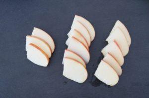 カットリンゴ