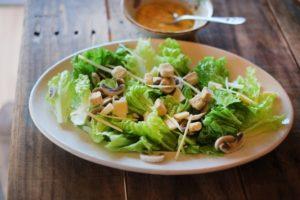 野菜サラダ(グリーンサラダ)