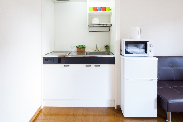 【キッチン床/フローリング床の掃除頻度&回数、洗剤選びと掃除道具】キッチンのフローリングの掃除の仕方~掃除時期&掃除回数と洗剤選び、掃除道具~
