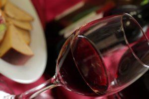 隠し味に、赤ワイン