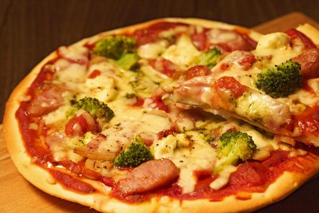 ピザの作り方~ピザの具材レシピ、トッピングの組み合わせ