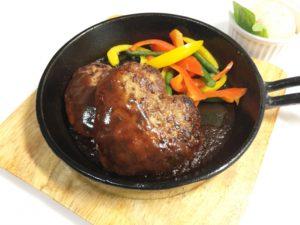 旦那&彼氏に喜ばれるハンバーグの作り方、夕食のレシピ&ディナー献立