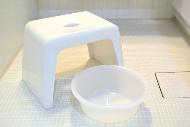 お風呂用椅子の掃除の仕方