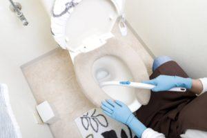 トイレのノズル