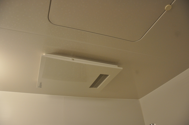 【お風呂場の天井と換気扇、掃除の仕方】カビの落とし方とホコリの掃除~掃除時期&掃除回数と洗剤選び、掃除道具~