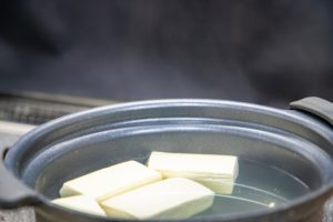 湯豆腐の付け合わせ、献立のおかず