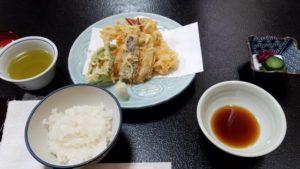 天ぷらがご飯に合わない、おかずにならない