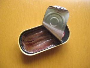 缶詰の賞味期限と消費期限