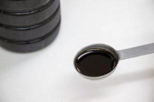 醤油は、小さじ1=6g、大さじ1=18g
