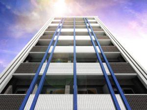 ゴキブリは、3階以上から少なくなる。10階以上で、ほぼ見ない
