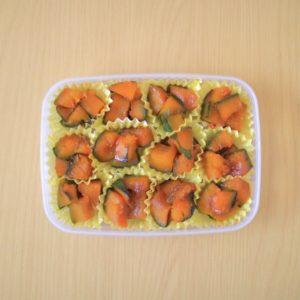 作り置きのかぼちゃの煮物の日持ち、賞味期限