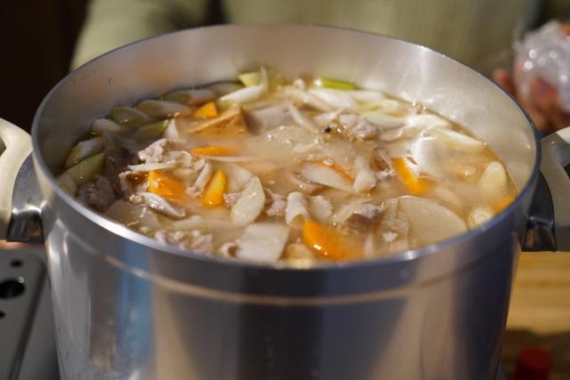 豚汁の常温&冷蔵庫の日持ち期間の目安
