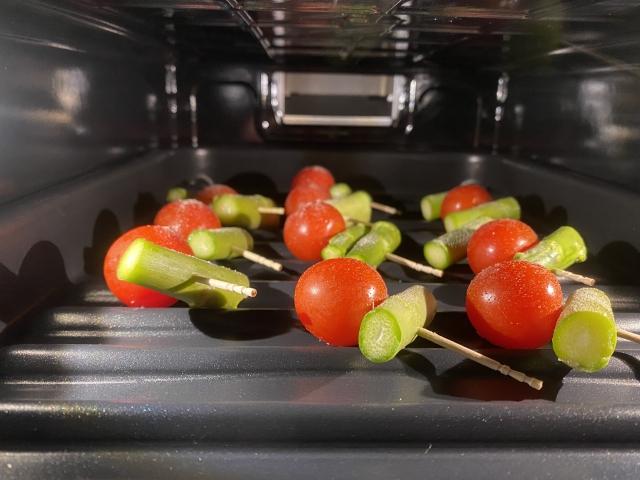 グリル野菜、ロースト野菜の食材レシピ