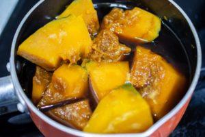 かぼちゃの煮物の日持ち、賞味期限