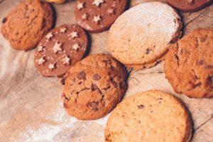 クッキーの意味は、サクサク軽い関係=友達の証