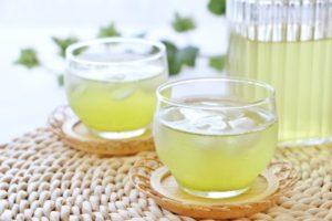 緑茶とアンチエイジング