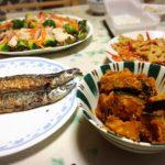 【かぼちゃの煮物/献立&付け合わせ】かぼちゃの煮物におすすめ!定番・人気・簡単レシピ~かぼちゃの煮物に合う料理、もう1品なら生姜焼き、魚の塩焼きを夕飯に!~