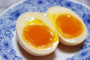 半熟の煮卵の日持ち、賞味期限