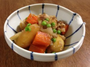 肉じゃがの副菜・箸休めになる小鉢料理の付け合わせ