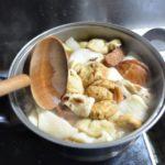 【おでん/具別の常温・冷蔵・冷凍の日持ち&賞味期限】作り置きは3日以内!2日以内に食べるのは「卵」と「こんにゃく」「大根」です!