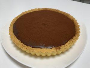 タルトのチョコレートの日持ち:4~5日、生チョコで4日