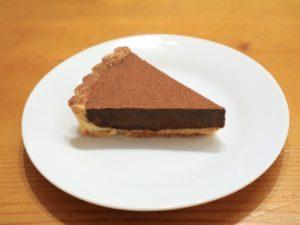 チョコタルトの冷蔵保管:4日の日持ち