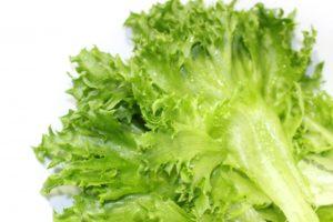 豚しゃぶ野菜の具材:レタス