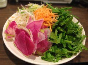 しゃぶしゃぶのおすすめ具材&人気の野菜食材
