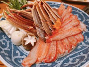 魚・海鮮しゃぶしゃぶのおすすめ具材:蟹