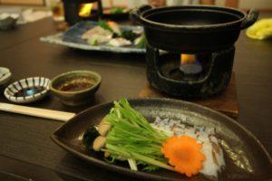 魚・海鮮しゃぶしゃぶのおすすめ具材:タコ