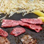 もやし副菜×焼肉のホットプレート献立-1週間の作り置き副菜・付け合わせ-