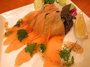 サーモンのカルパッチョの人気レシピ~簡単にアレンジデキるカルパッチョの魅力~