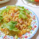 レタスチャーハンの作り方と簡単レシピ-献立・付け合わせの、もう1品!サラダ・副菜、スープ特集-